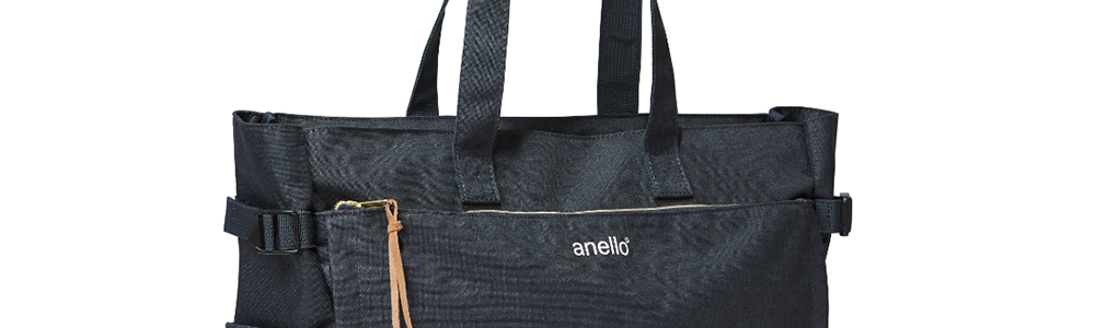 anello × Pearl Flute  Collaboration Tote Bag